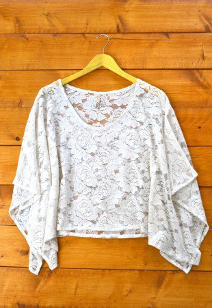 Full of Heart Lace Top
