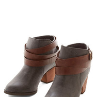 ModCloth What May Come Bootie