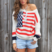 Americana Love Sweater – Sirenlondon
