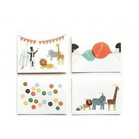 Set Of Eight Assorted Birthday Cards