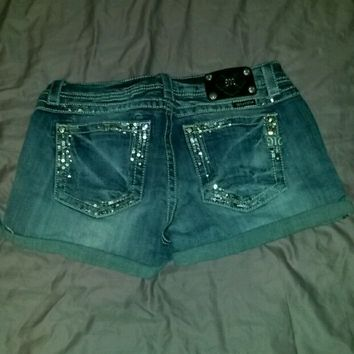 Miss me shorts size 30 only worn once