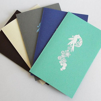 Greeting Card Set, Blank Note Cards, All Occasions, Stationery Set, Embossed, Handmade,Baby Shower, Wedding, Gift Card, Birthday Card, Gift