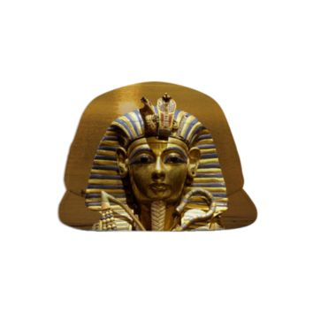 Egypt King Tut Baseball Hat created by ErikaKaisersot | Print All Over Me