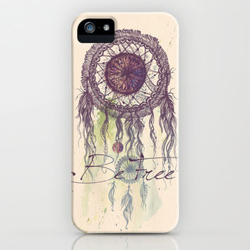 Be Free iPhone & iPod Case by rskinner1122