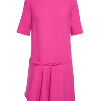 MARNI | Wool Dress with Ruffle | Browns fashion & designer clothes & clothing