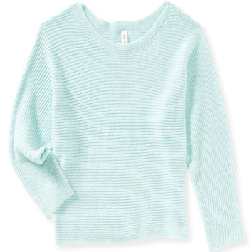 Aeropostale Cropped Dolman Sweater -
