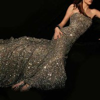 BG Haute E01015 at Prom Dress Shop