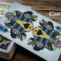 Coat of Arms - Playing Card Deck