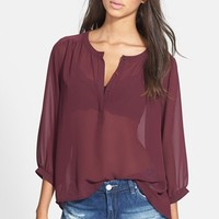 ASTR High/Low Blouse