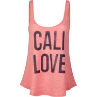 BILLABONG Backdoors Womens Tank   189338372 | Tanks & Camis | Tillys.com