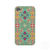 Cool arabesque case-mate iphone 4 cases from Zazzle.com