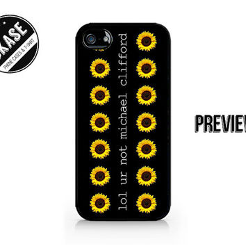 lol ur not michael clifford - Michael Clifford - Mike - 5SOS - 5 Seconds of Summer - Available for iPhone 4 / 4S / 5 / 5C / 5S - 624