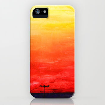 Sunset iPhone & iPod Case by Timone | Society6