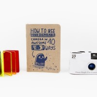 Disposable Camera Hack Kit - The Photojojo Store!