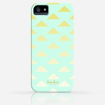 Triangle Pattern iPhone 4/4s iPhone 5/5s Case