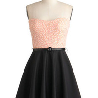 Roof Deck Dining Dress | Mod Retro Vintage Dresses | ModCloth.com