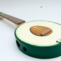 Avocado ukulele ( Avolele )