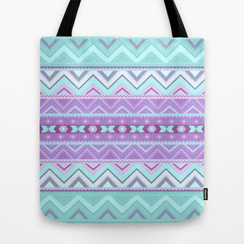 Mix #589 Tote Bag by Ornaart | Society6