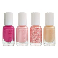 essie 'Breast Cancer Awareness' Mini Four-Pack