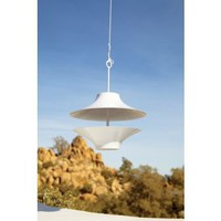 CB2 - tweet bird feeder