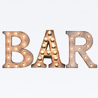 Kare Bar Wall Light - Urban Outfitters