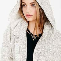 State of Being Backloop Hooded Parka Jacket - Urban Outfitters