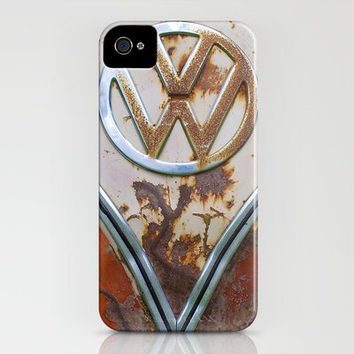 VW iPhone Case by Kat Gibbs | Society6