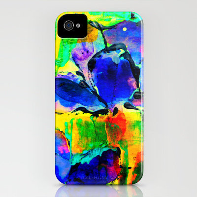iris iPhone Case by agnes Trachet | Society6