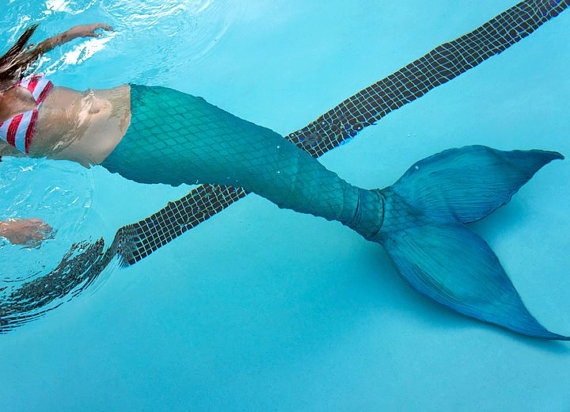 Custom Realistic Latex mermaid Tails from laamberry on ...