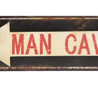 Gorgeous Style Multi Man Cave Wall Décor Living Room Home Décor Imax 74406