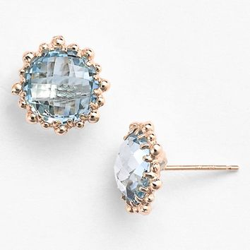 Anzie 'Dew Drop' Stud Earrings