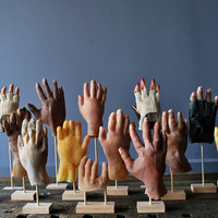 1970'S Prosthetist Hands Collection