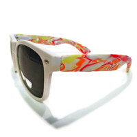One of a Kind NEON Wayfarers
