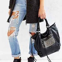 Pins And Needles Hexagon Stud Tote Bag - Urban Outfitters