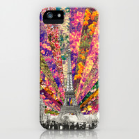 Vintage Paris iPhone & iPod Case by Bianca Green | Society6