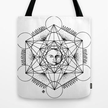 Gnostic Tote Bag by LOVEDART