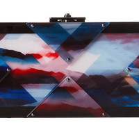 Rafe New York Alicia Clutch Indigo Multi - Zappos.com Free Shipping BOTH Ways