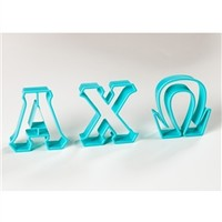Sassy Sorority | Alpha Chi Omega Greek Letter Cookie Cutters