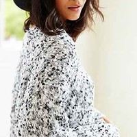 Ecote Cozy Popcorn Sweater - Urban Outfitters