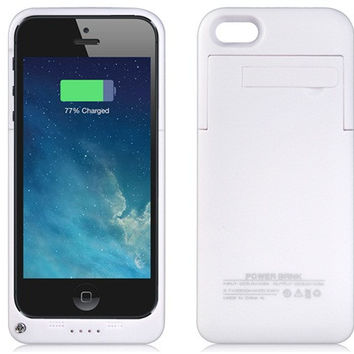 2200mAh Power Bank Case for iPhone 5/5s