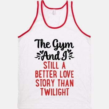 The Gym and I - A Better Love Story
