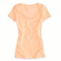 AEO REAL SOFT® FAVORITE SCOOP T-SHIRT