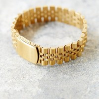 Mister Band Bracelet- Gold One