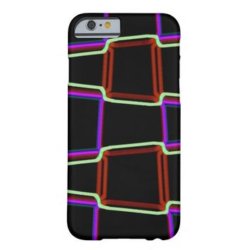 """Neon"" Abstract Photo iPhone 6 Case"