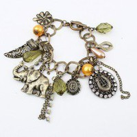 The Lost World Vintage Style Bracelet | LilyFair Jewelry