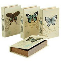 Pier 1 Imports - Product Details - Butterfly Book Box
