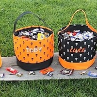 Personalized 'Trick or Treat' Bags! 5 styles to choose from