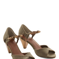 Seychelles Vintage Inspired Curiosity Heel in Clay