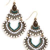 ModCloth Boho Finery and Dandy Earrings