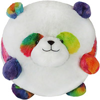 Squishable Prism Panda: An Adorable Fuzzy Plush to Snurfle and Squeeze!